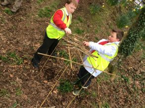 Forest Schools - week 5